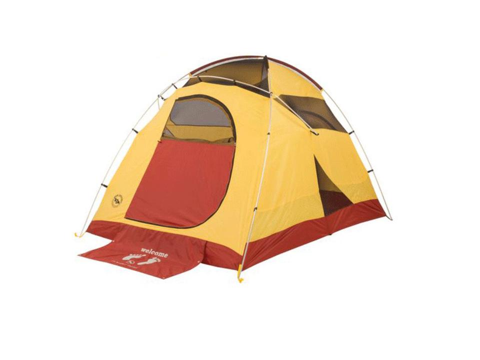 Big Agnes Big House 6-Person Tent