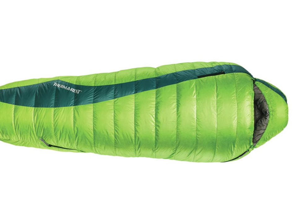 Sleeping Bag, Adult -7 to -12 degrees Celsius