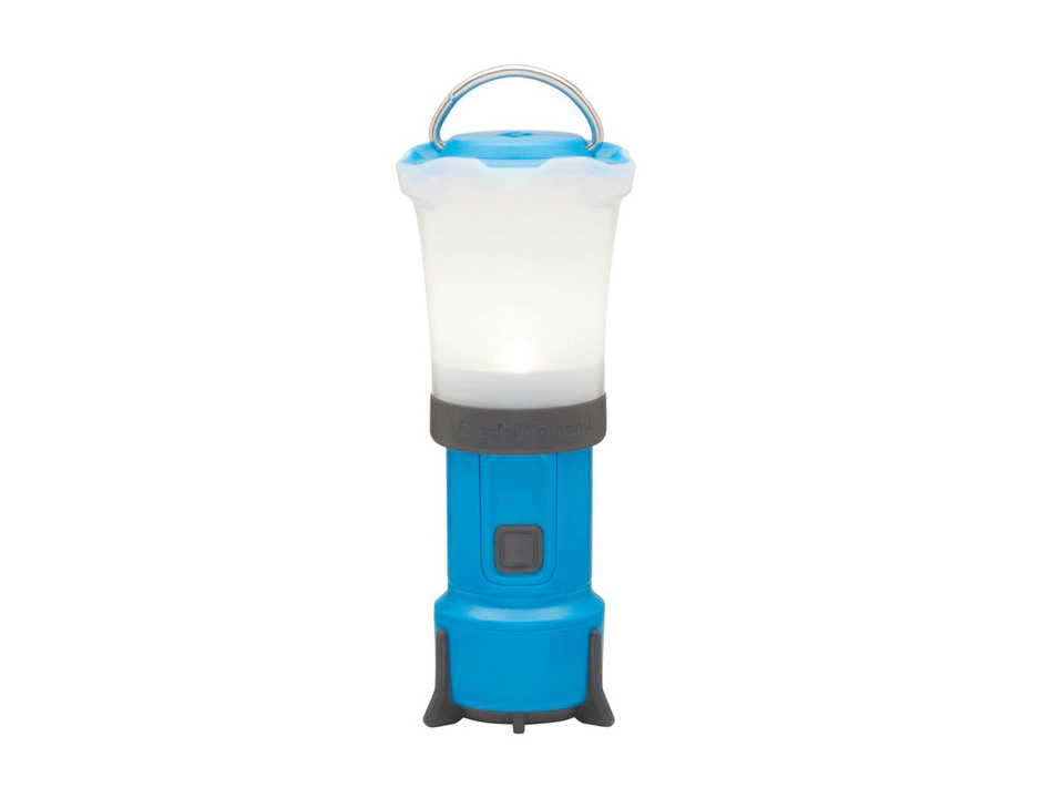 The Black Diamond Orbit Lantern