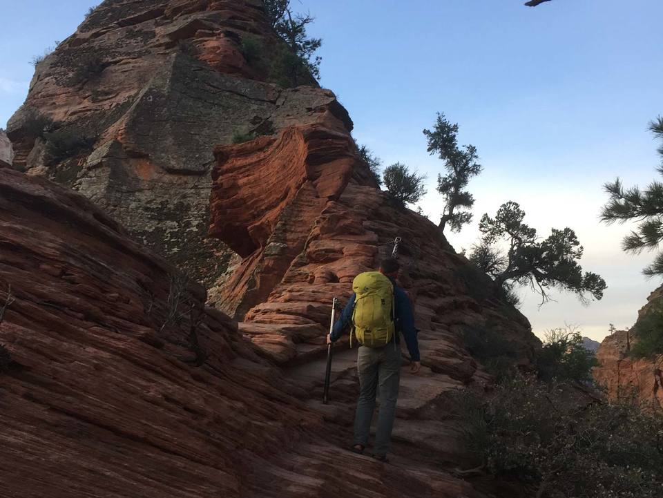 Trail Testing Our Gear in Zion