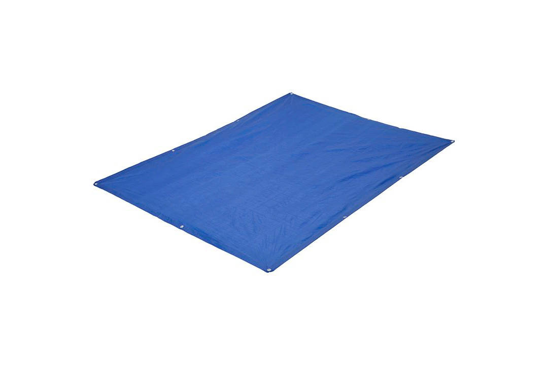 Blue Poly Tarp 8x10