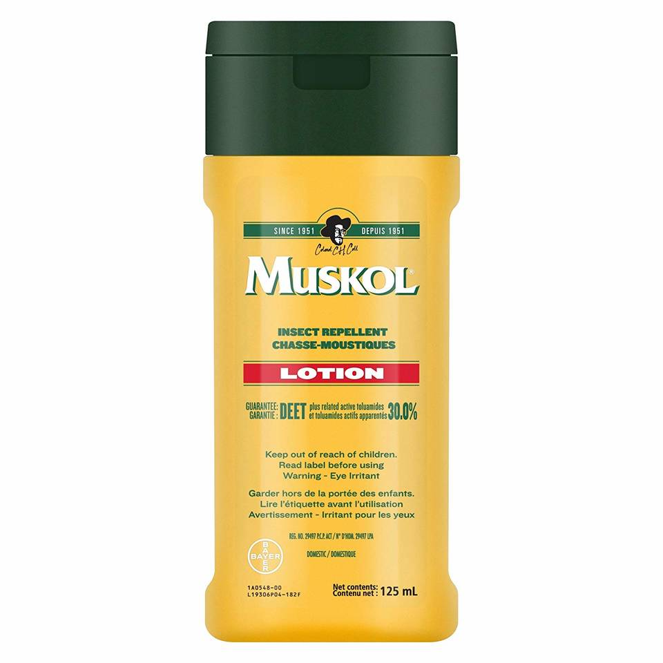 Muskol Lotion