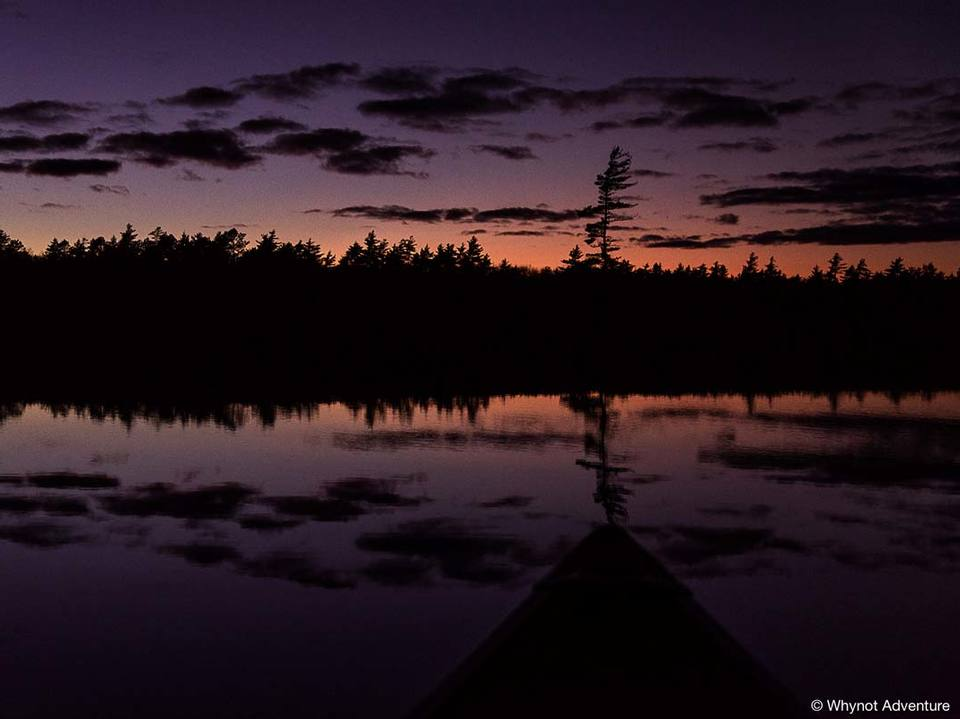 Lake Rossignol Canoe Trip - 3 Day