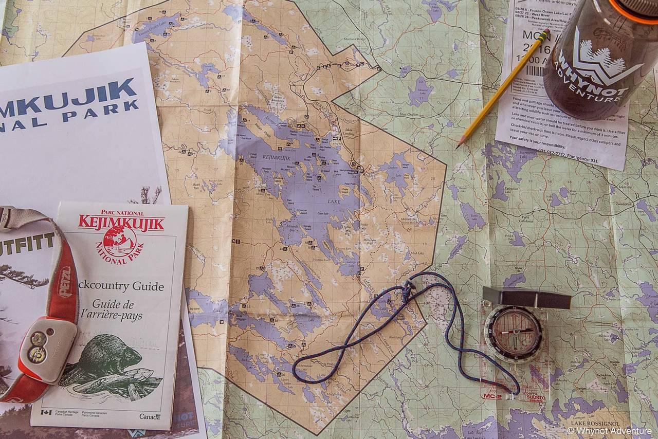 Trip Planning Kit
